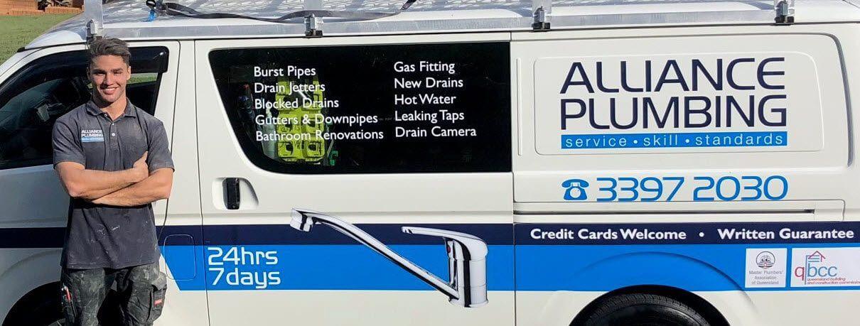 Brisbane Plumbing Inspections Mobile Van