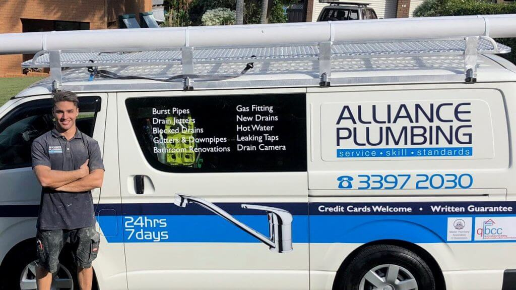 gas fitter & gas plumber